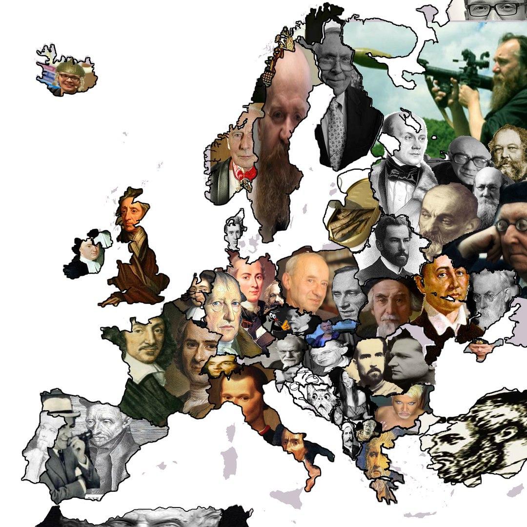 Философская карта