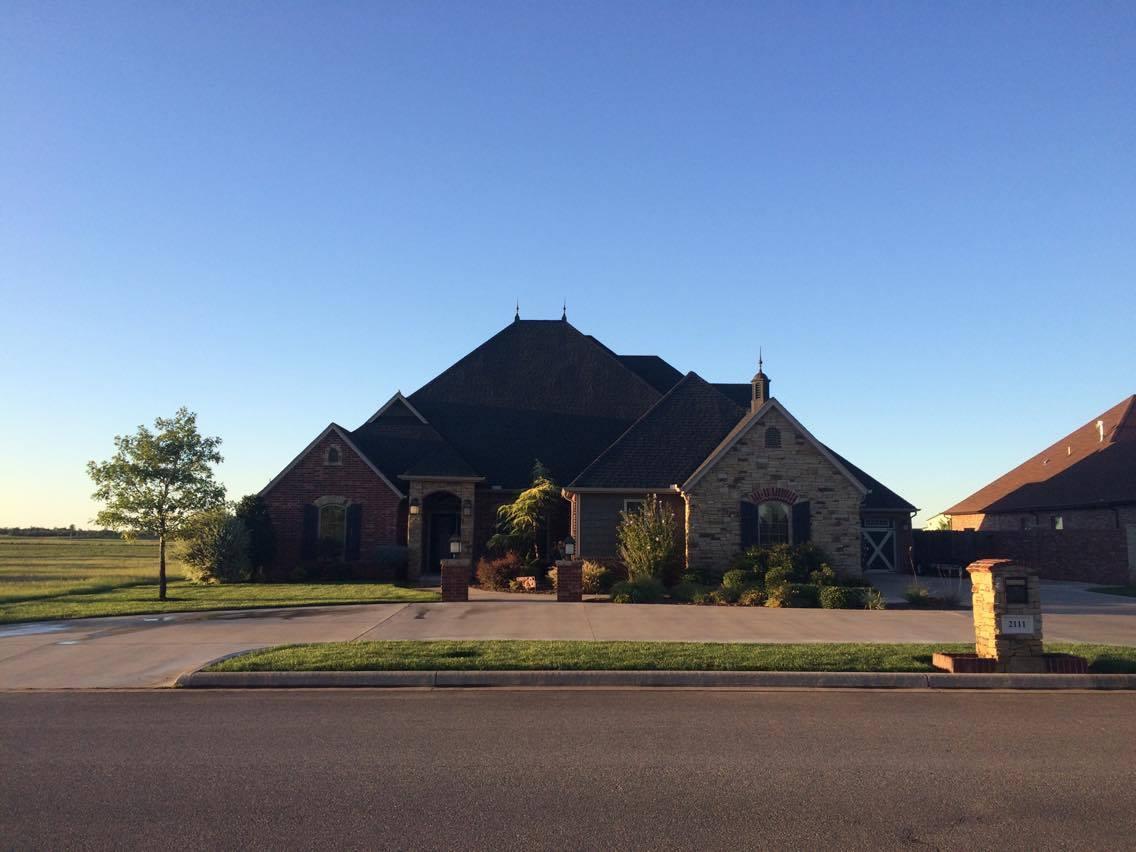 Дом в Оклахоме